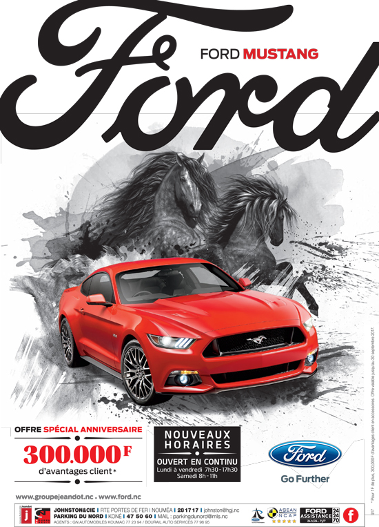 Offre Ford Mustang